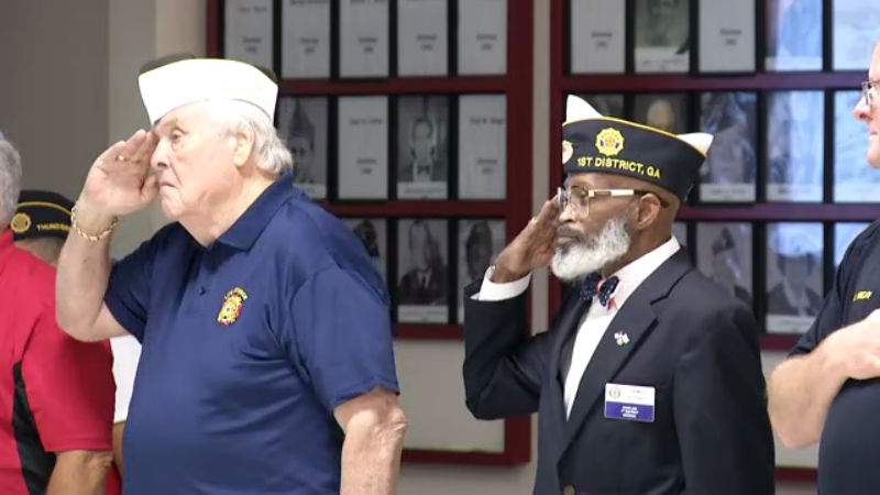 Terror Attacks on 9-11 remembered at local ceremony