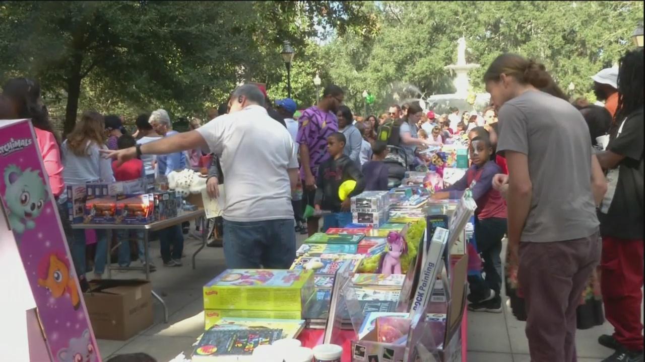 Savannah Children's Book Festival Shelved