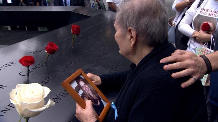 Solemn remembrances mark 9/11 anniversary