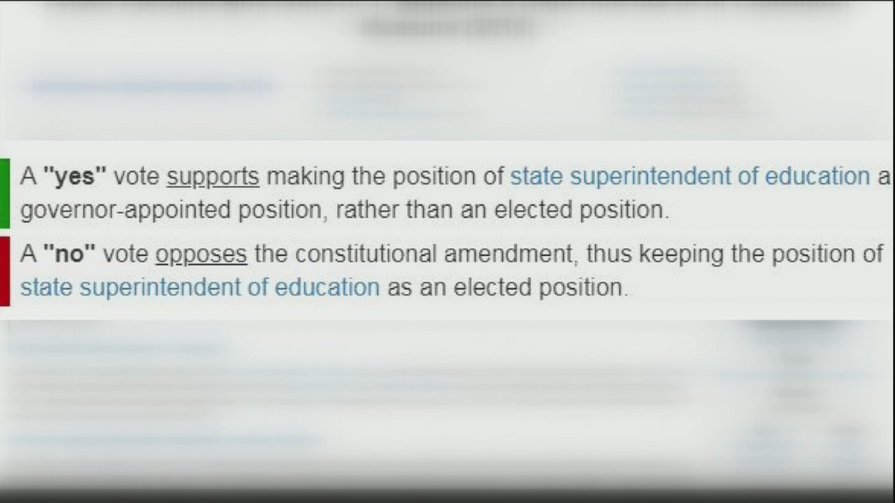 A closer look: Future of South Carolina's school superintendents
