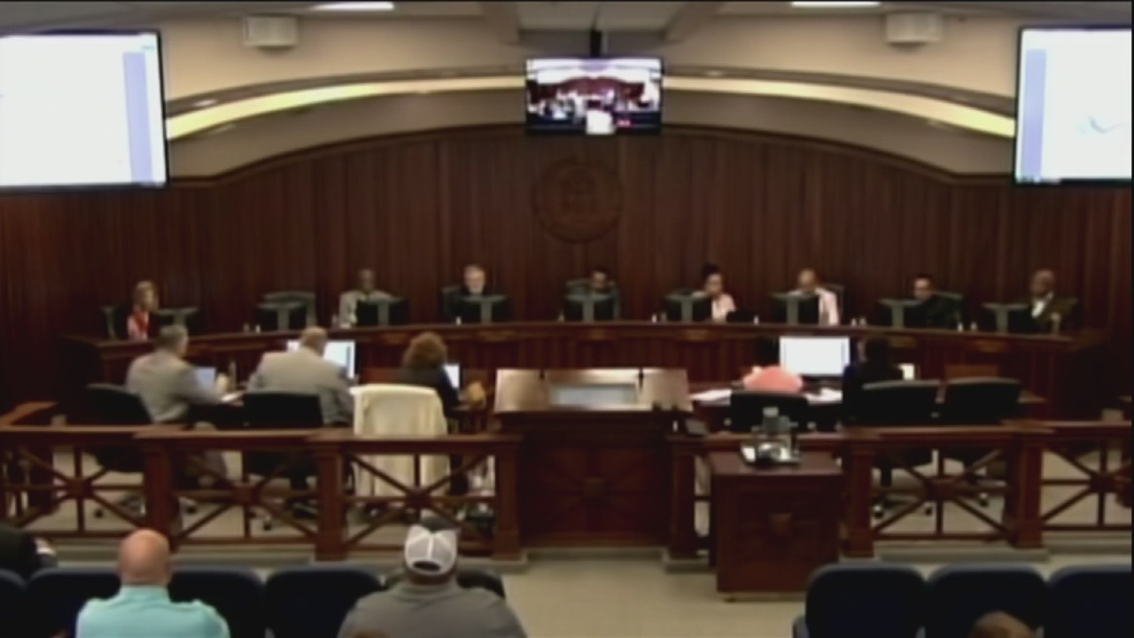 Chatham County Commission approves public safety agenda items.