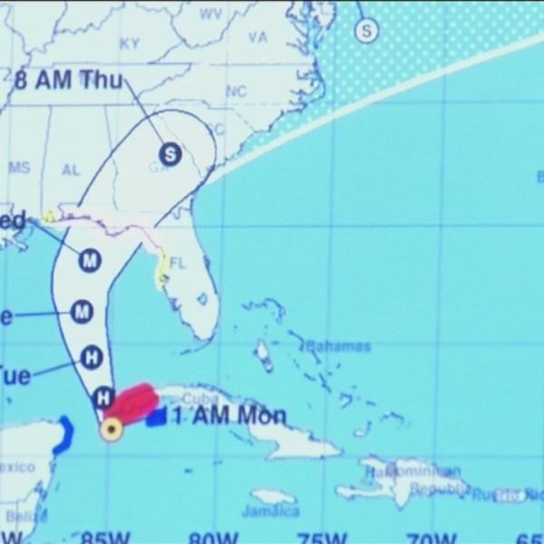 Emergency planners urge preparedness for Hurricane Michael
