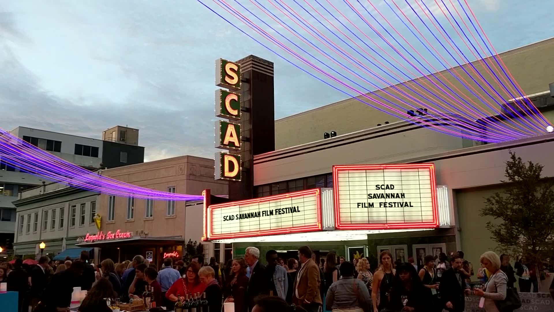 SCAD Savannah Film Festival 2017