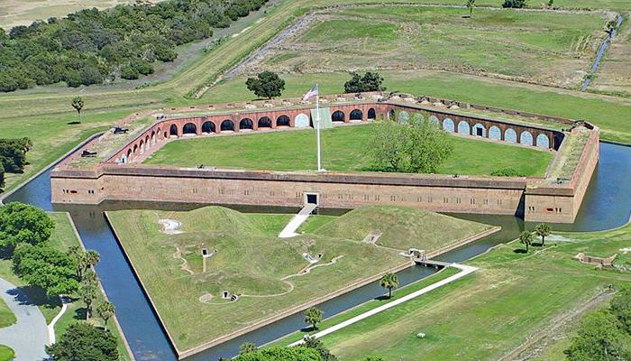 Fort Pulaski closed