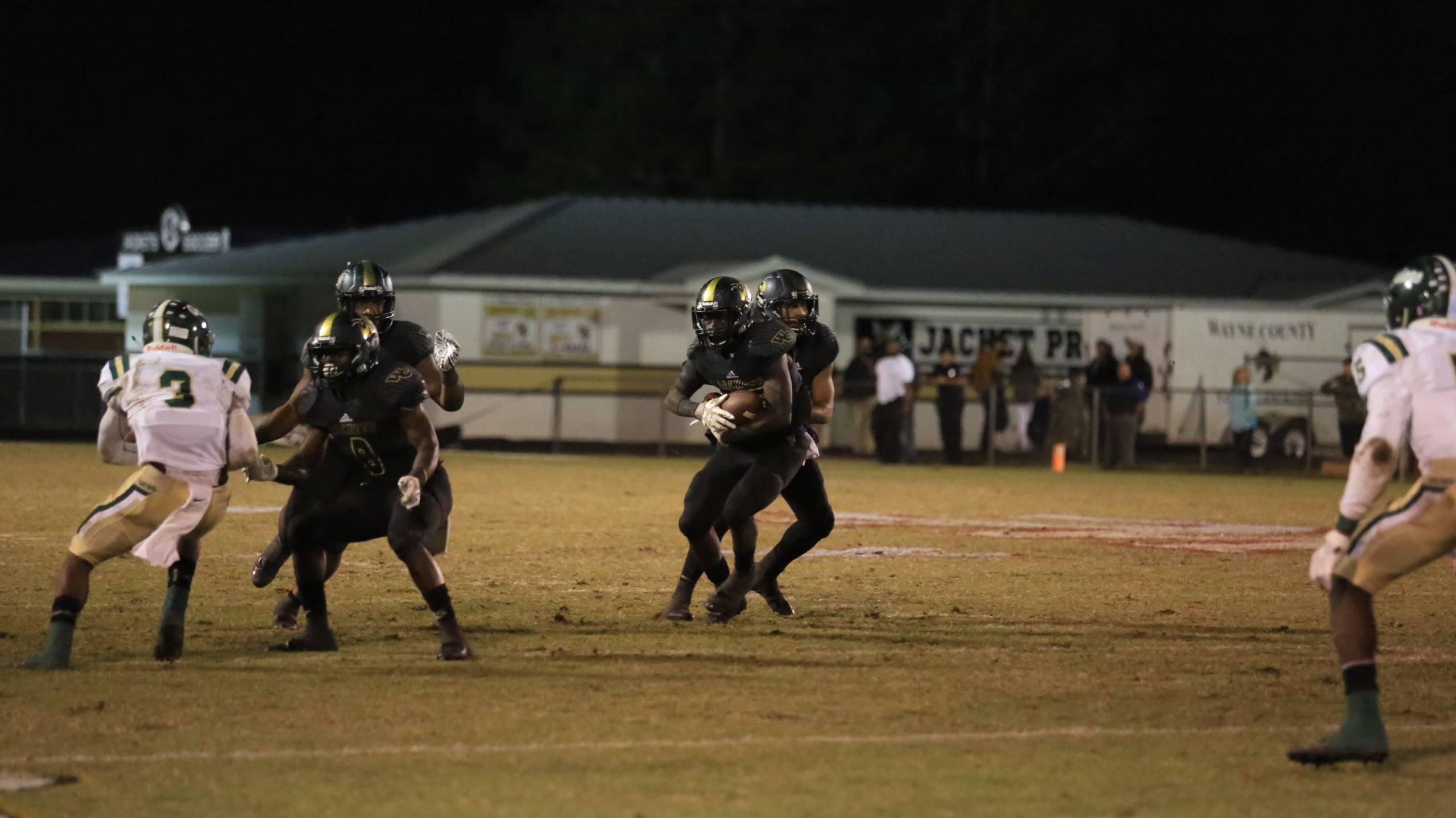 Friday Night Blitz (Part 1): Region champions crowned in Week 11