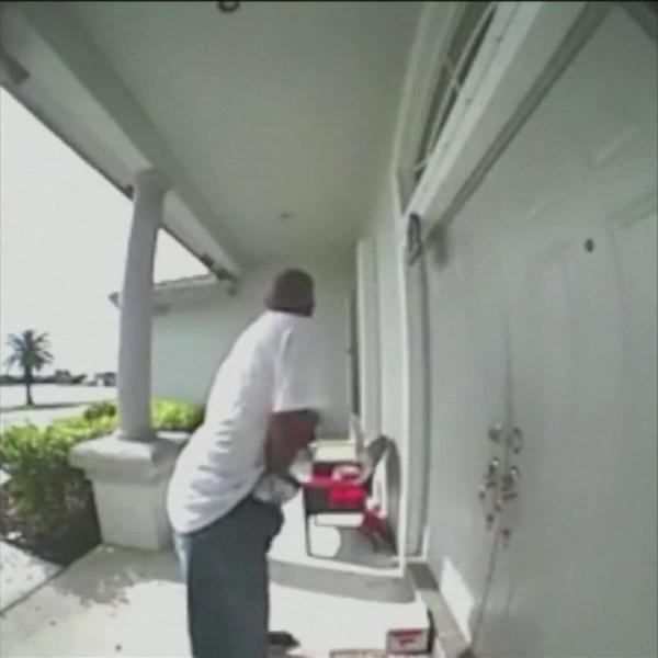 Preventing porch piracy