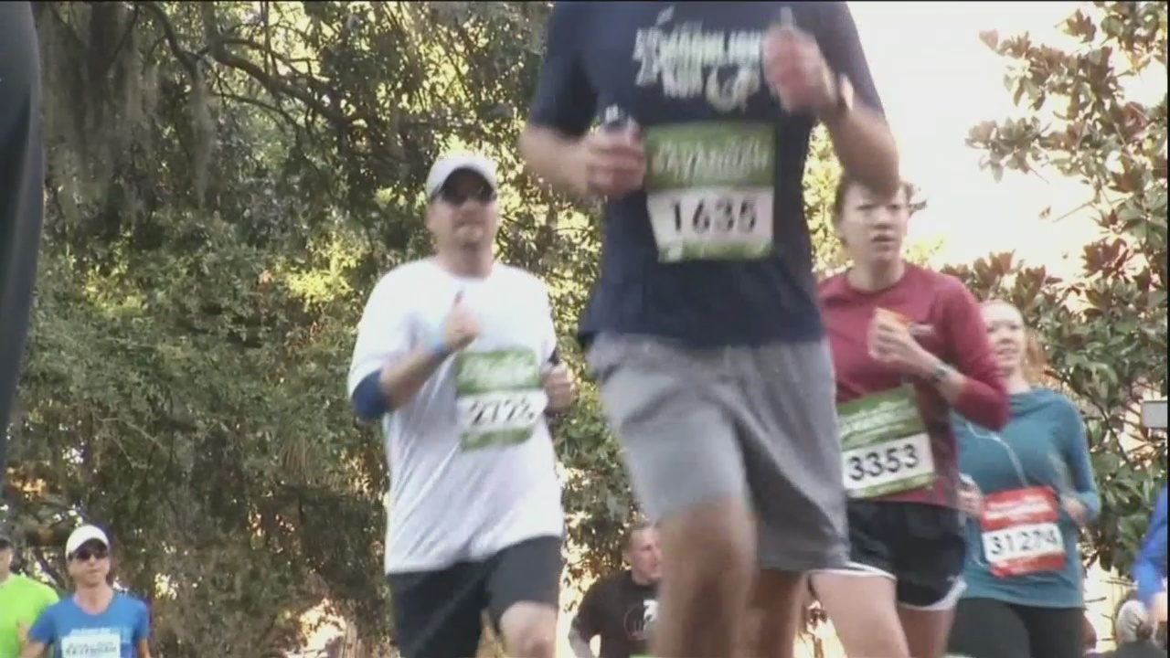 Savannah runner wins Rock'n'Roll Marathon