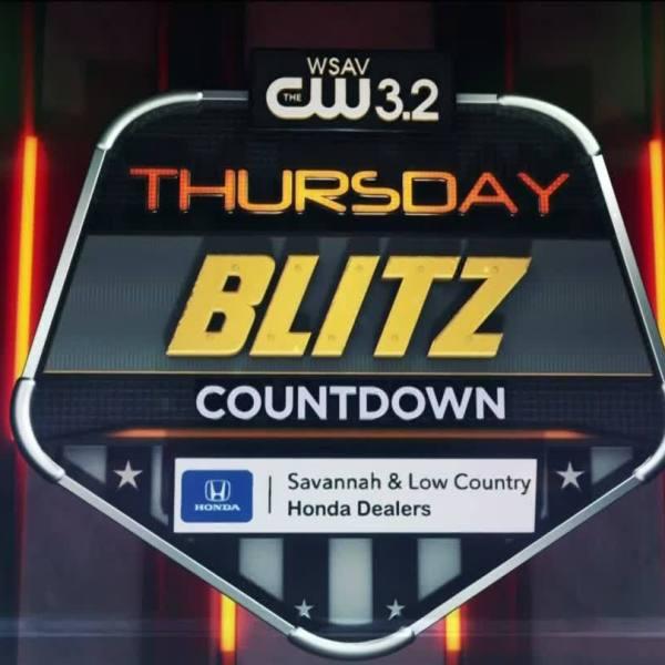 WATCH: Thursday Blitz Countdown, Week 13