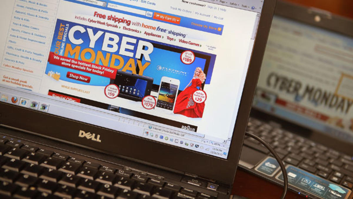 cyber monday shopping_72415