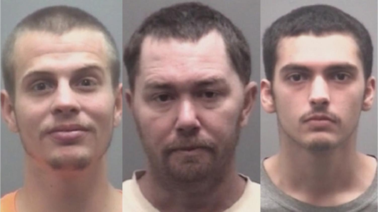 NC jail bomb plot foiled