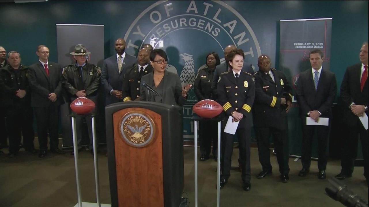 Super Bowl safety preps underway