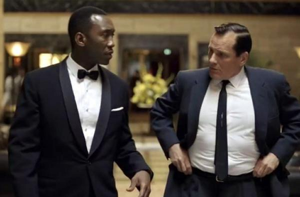 'Green Book' captures Best Picture