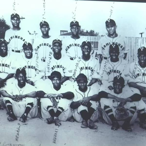 Hidden History: Go back in time at Negro Southern League Museum