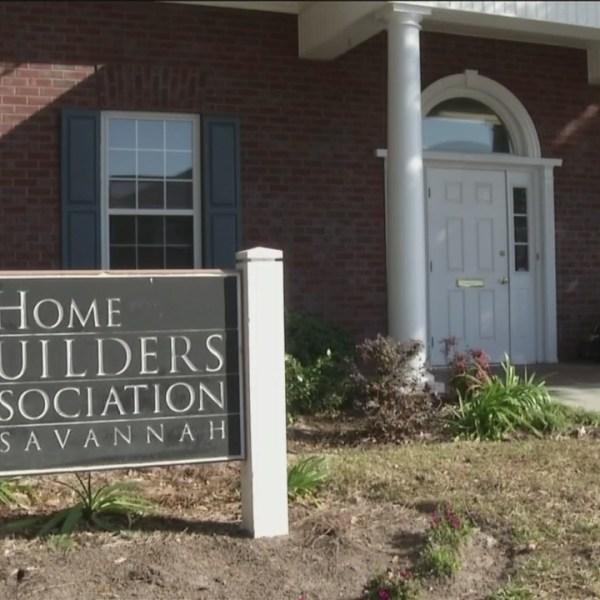 Home builders sue Bryan County