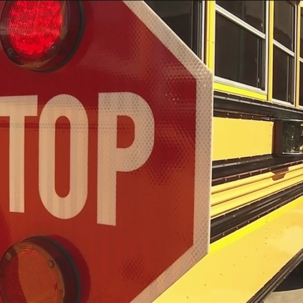 Kemp signs law to improve school bus safety