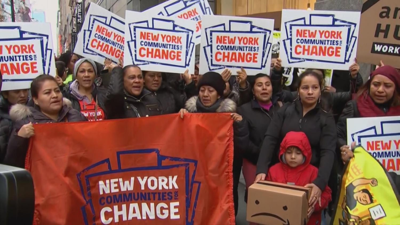 Amazon cancels New York city plans
