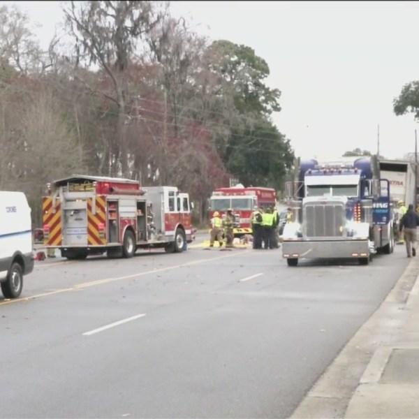 Savannah teen killed in crash
