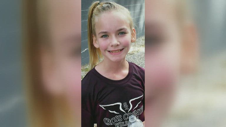 Georgia girl found dead in Alabama