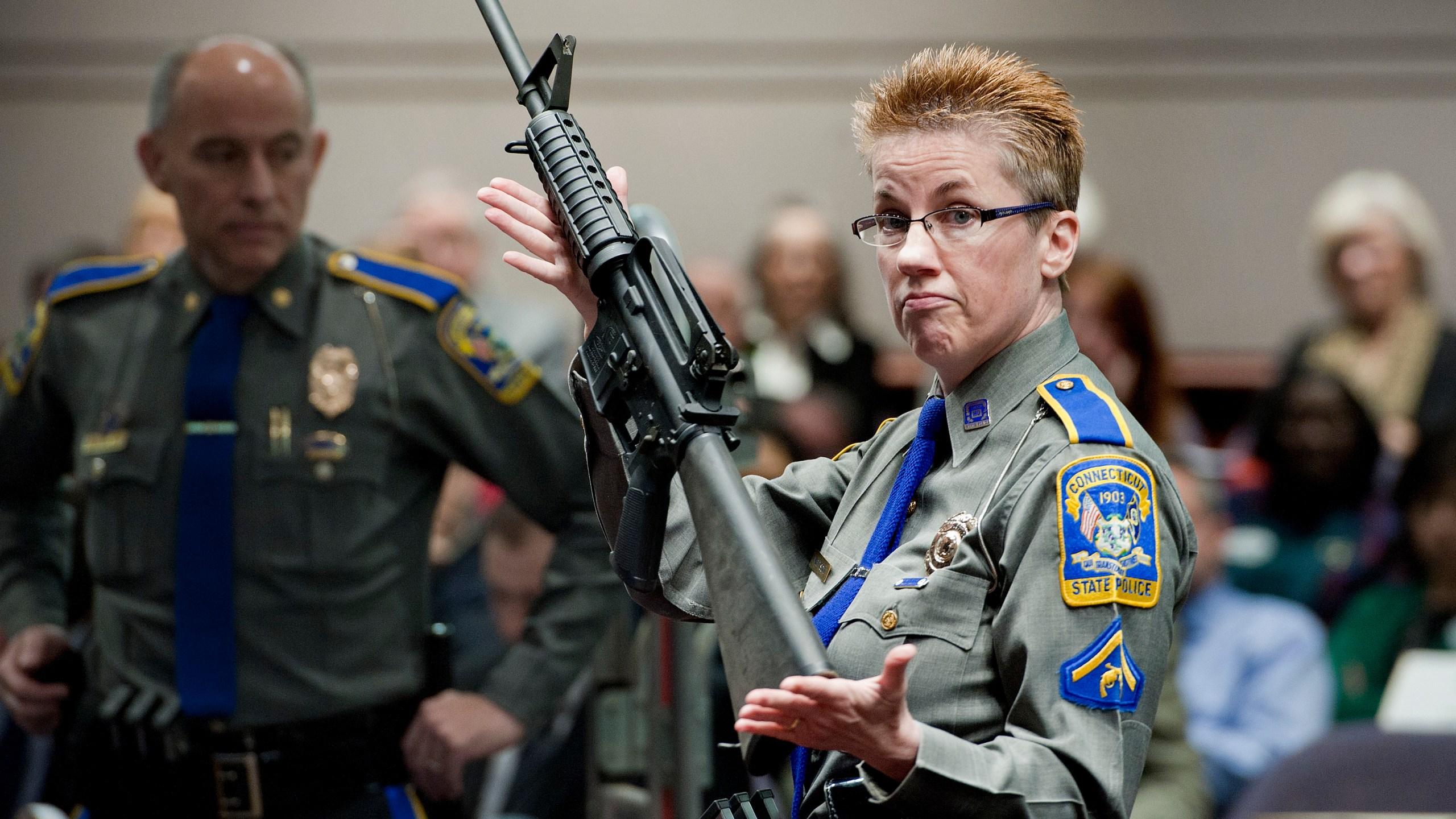 Newtown Shooting Gun Maker_1552580580162