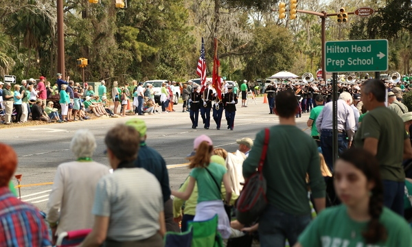Get ready for Hilton Head's parade