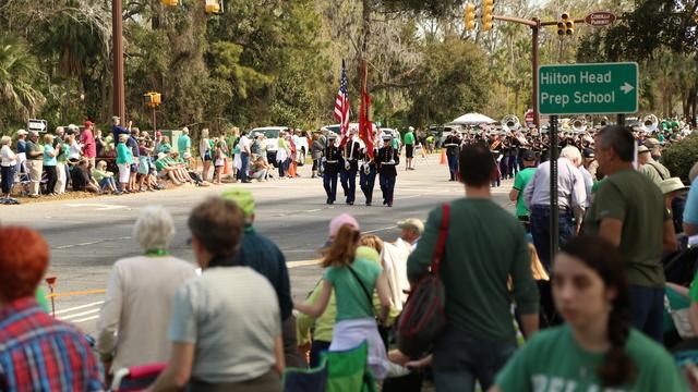 Get ready for Hilton Head's parade