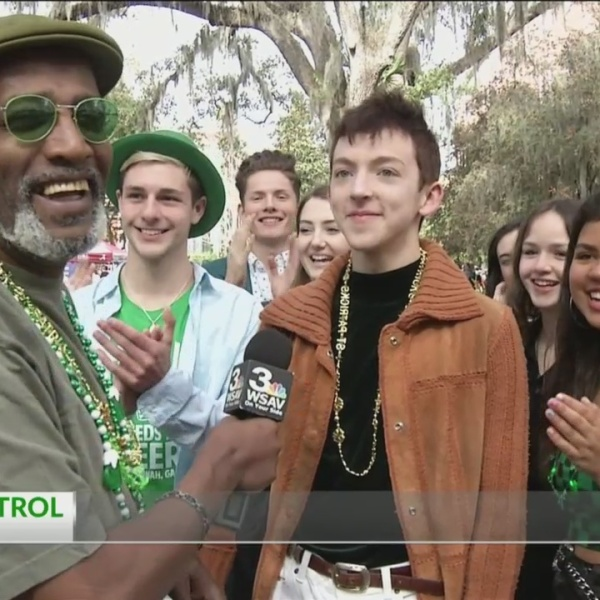No green on St. Pat's? Watch out for 'pinch patrol'