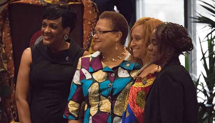 Savannah State honors women in global leadership