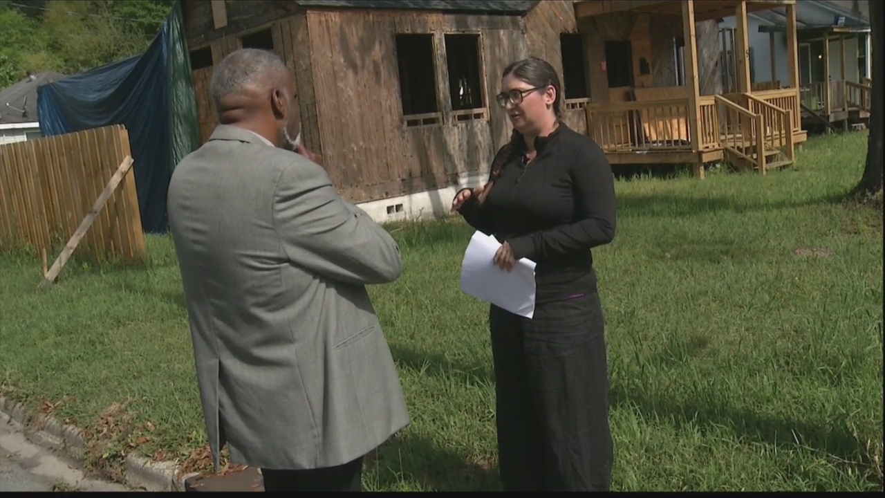 Avondale neighbors fighting blight