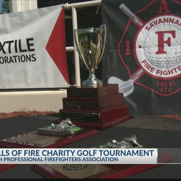 Firefighters hit the course for charity