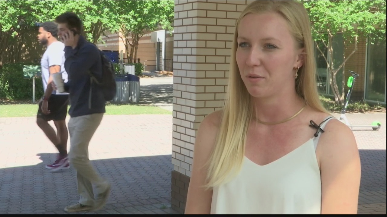 GSU exchange student from France talks Notre Dame fire