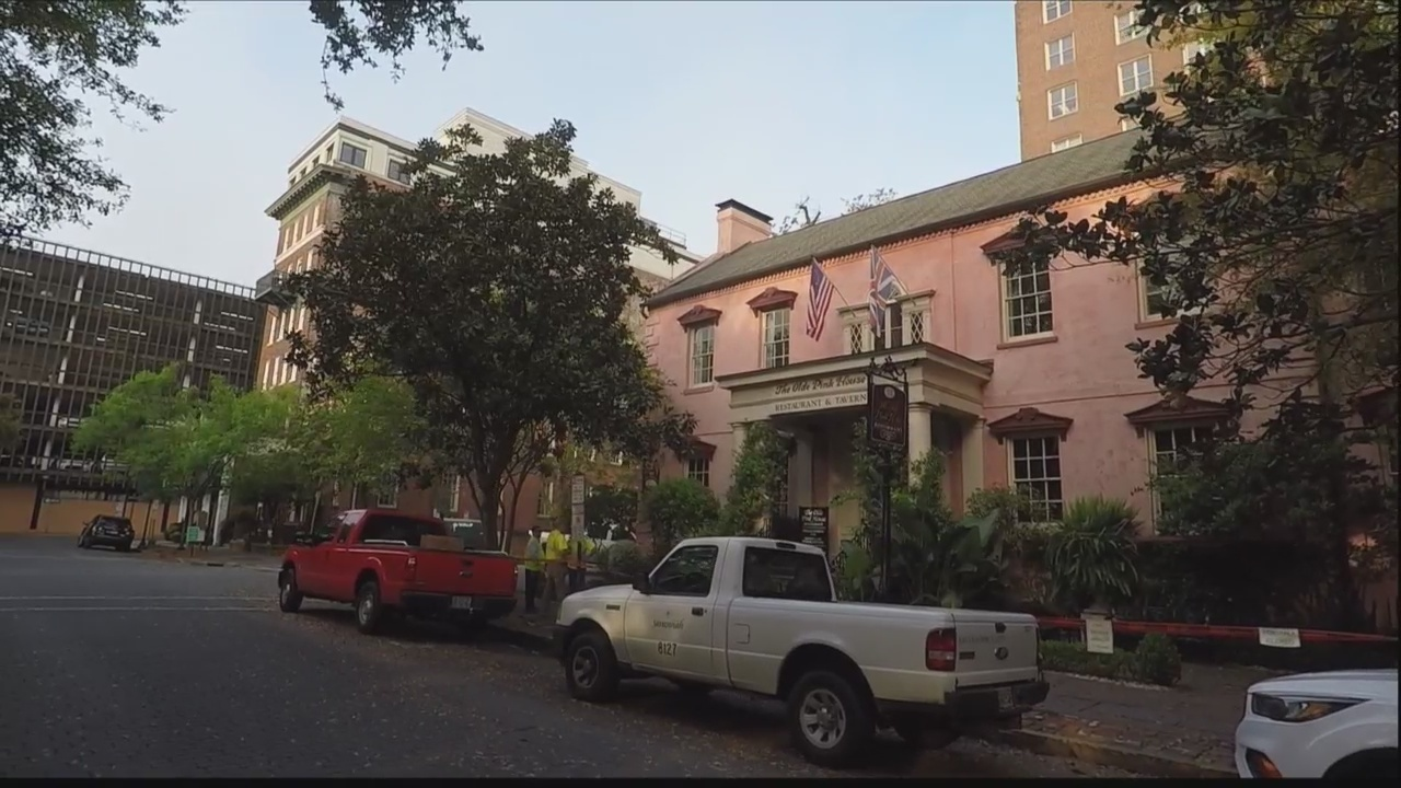 The Olde Pink House re-opens