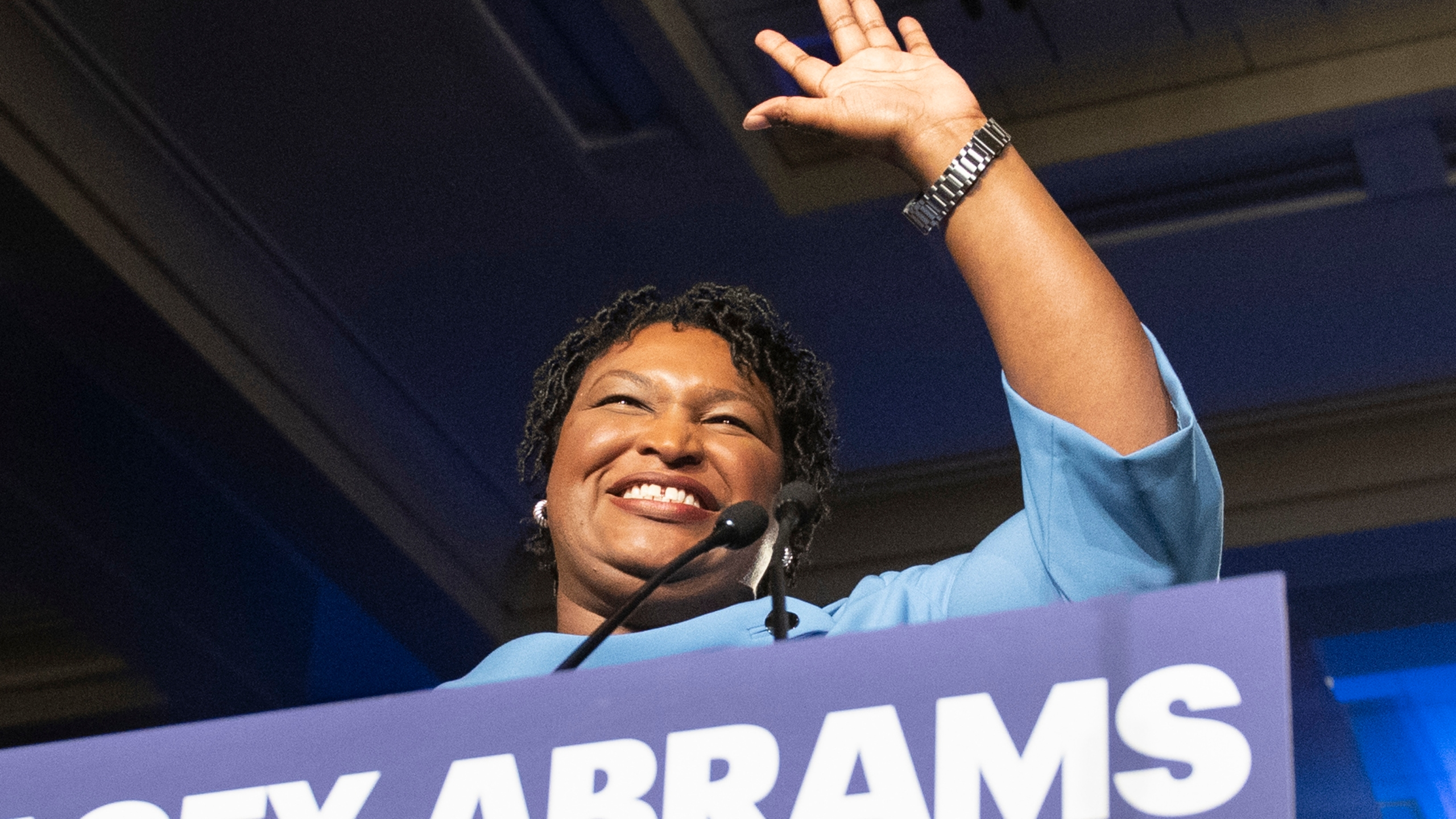 Stacey Abrams not running for senate