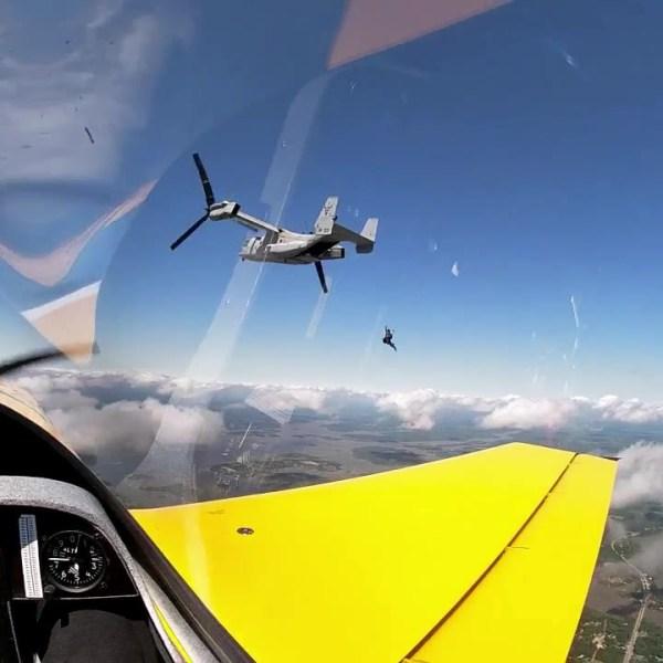 VIDEO: MCAS Beaufort Air Show rehearsal
