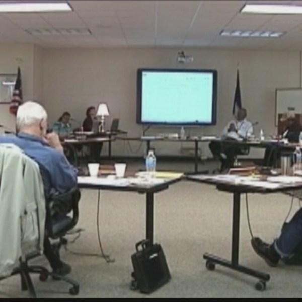 Beaufort County School Board Meeting