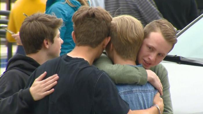 Colorado school shooting victim remembered