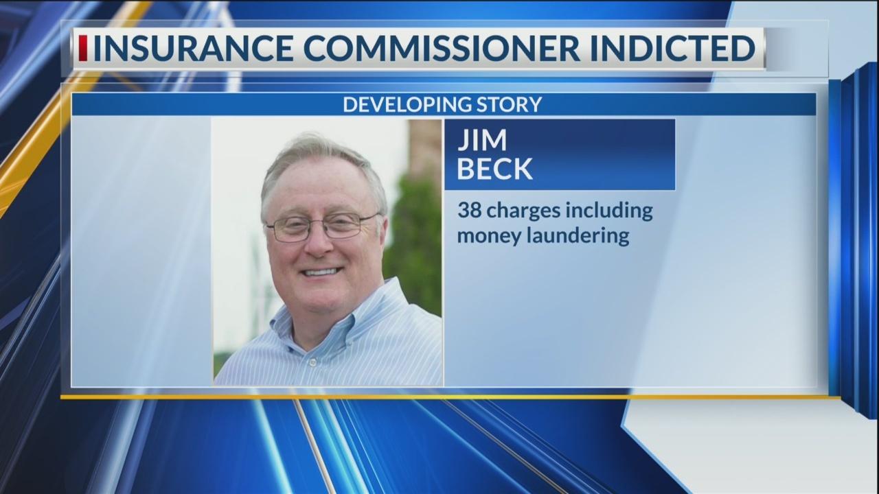 GA insurance commissioner indicted