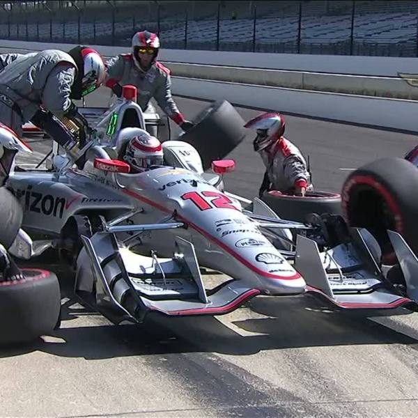 Pit crews prep for Indy 500