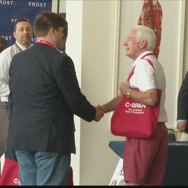 Savannah hosts GOP convention