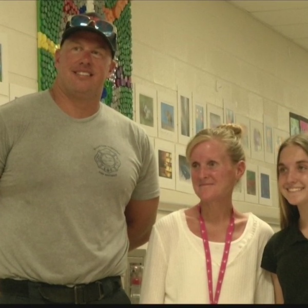 Strangers save boy from drowning in Bluffton