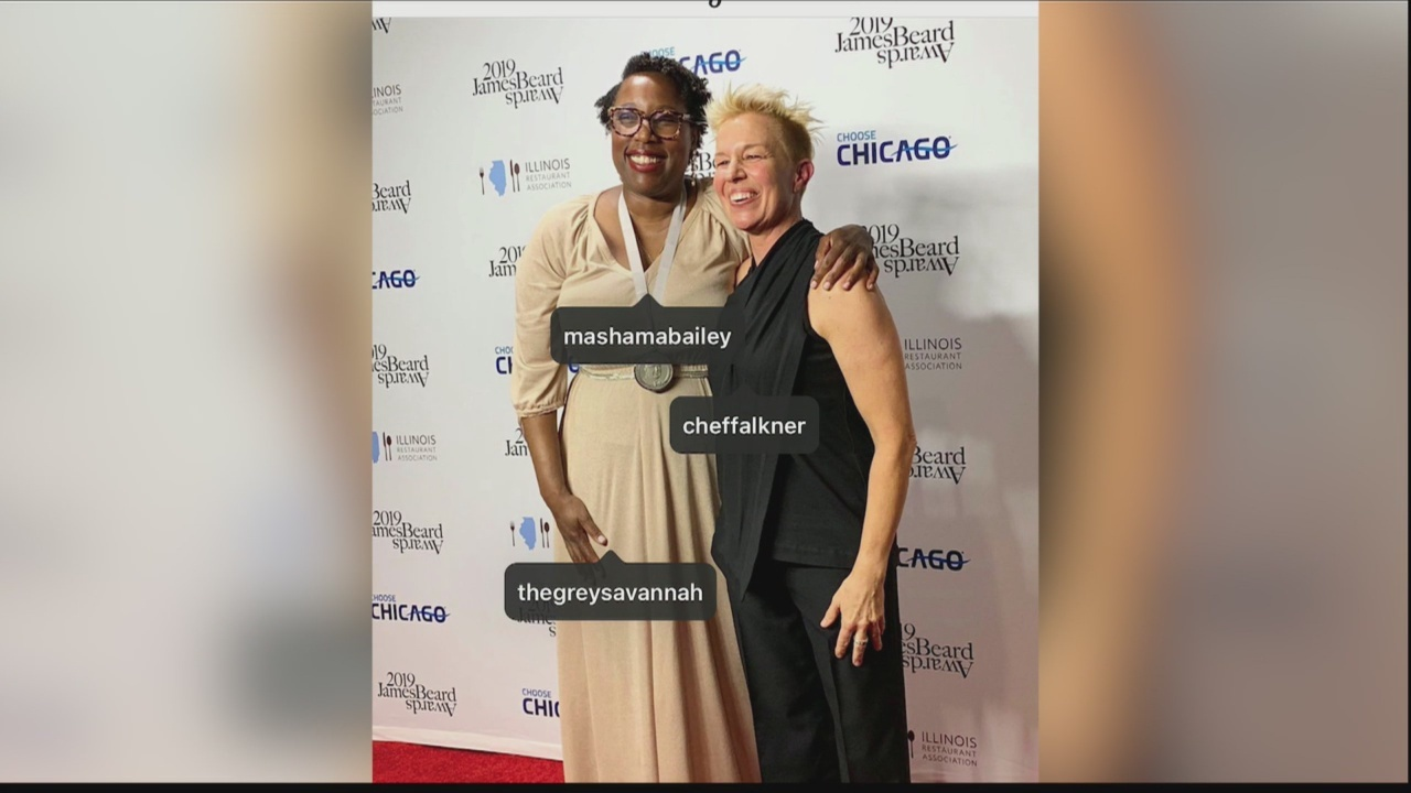 The Grey's Mashama Bailey wins 2019 James Beard Award