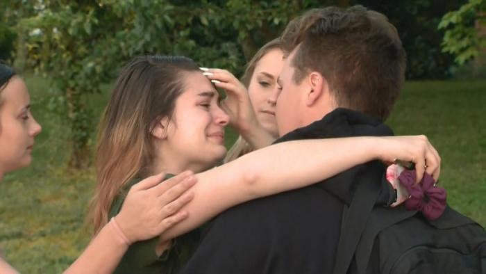 'We just heard a loud bang' Students recount UNCC shooting