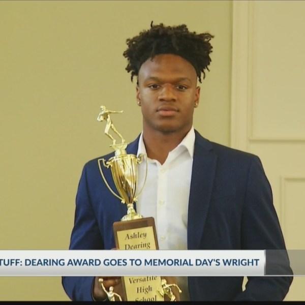 Wright Wins Dearing Award