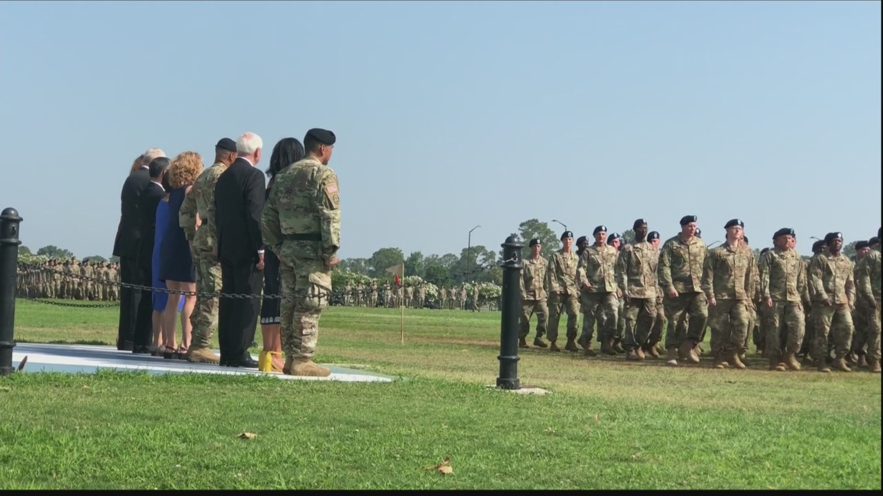 3rd ID change of command