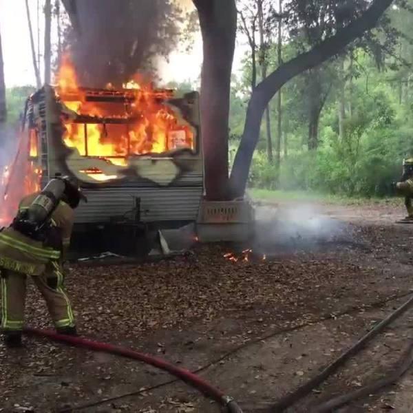 Crews_extinguish_camper_fire_in_Burton_0_20190604194742