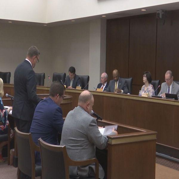 SCDC oversight subcommittee