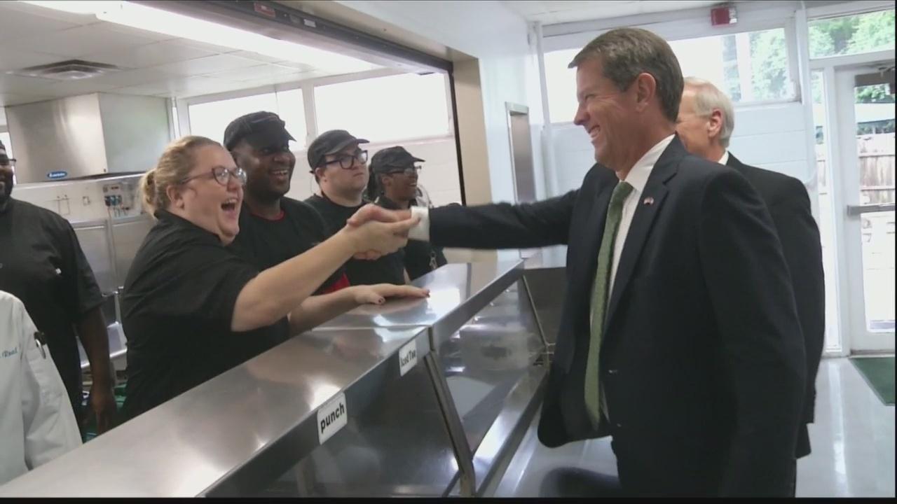 Gov. Kemp visits Employability