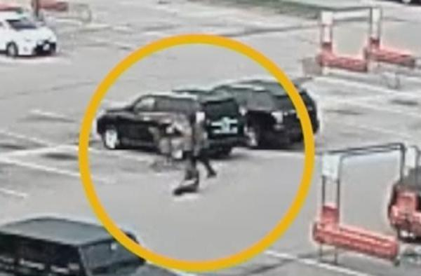 Oklahoma teen throws baby to the ground in parking lot