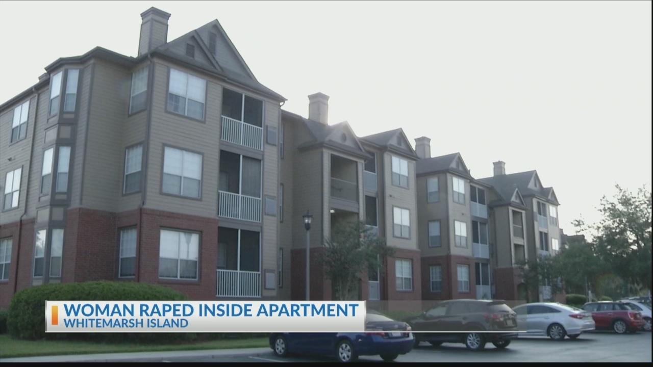 Rape at Colonial Grand apartments