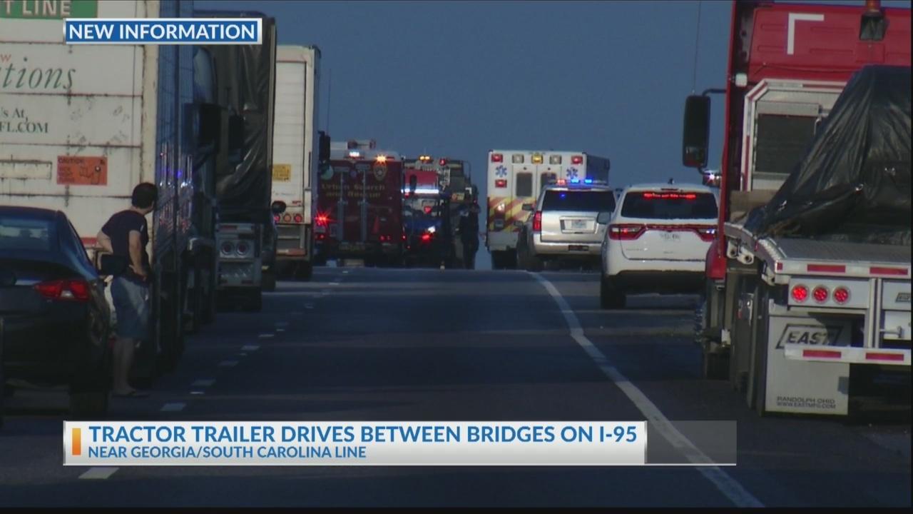 SC Highway Patrol investigates accident near state line