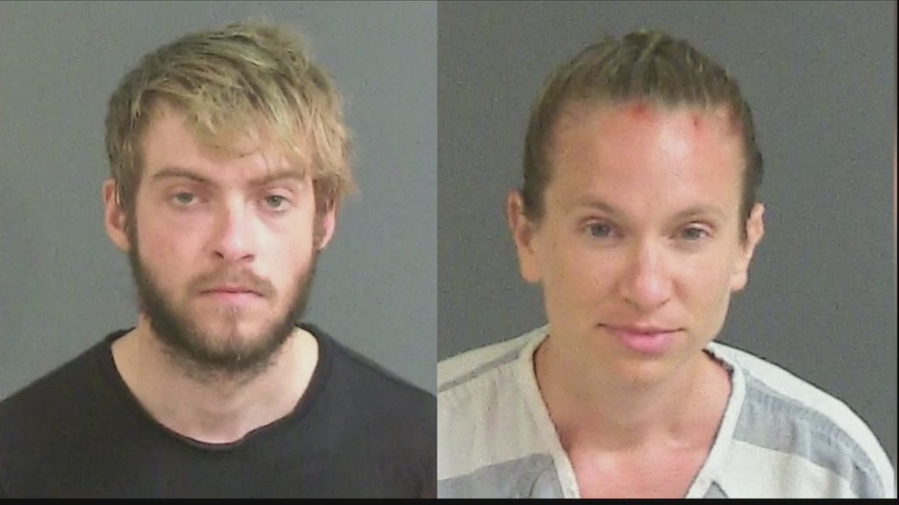 Two arrested for Confederate monument vandalism
